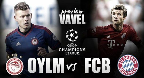 Resultado Bayern de Múnich vs Olympiacos en Champions League 2015: el Altar de los Goles está en Múnich (4-0)
