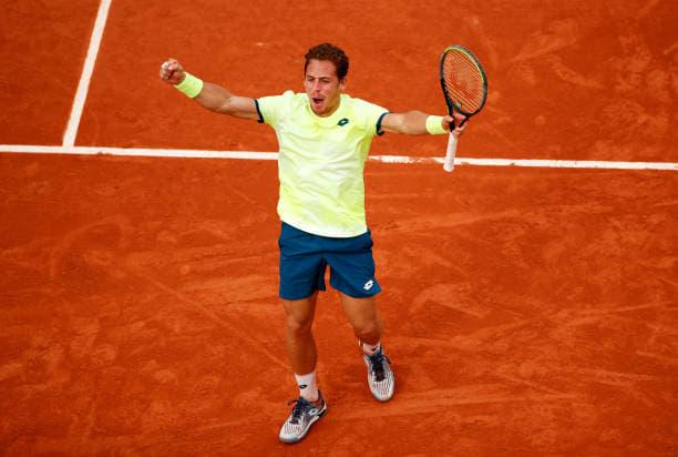 French Open: Roberto Carballes Baena upsets Denis Shapovalov