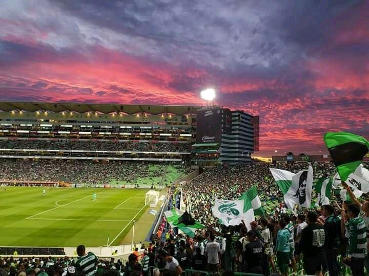 """<p class=""""MsoNormal"""">El Estadio Corona espera tener afluencia en esta nueva normalidad al situarse en Coahuila, uno de los 16 estados de semáforo amarillo (Foto: Santos Laguna).</p>"""
