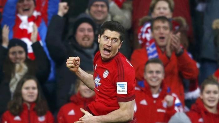 Il Bayern riprende a correre: 1-2 ad Amburgo