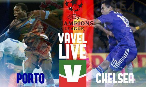 Risultato Porto - Chelsea della Champions League 2015/2016 (2-1). Mourinho cade ancora. Rivivi il live!