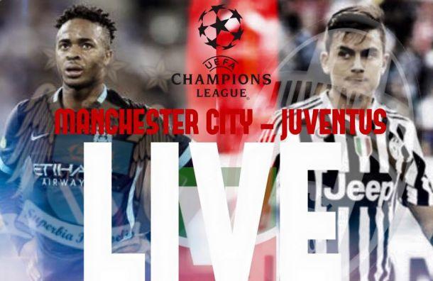 Live Manchester City - Juventus, il risultato della partita di Champions League 2015/2016  (1-2)
