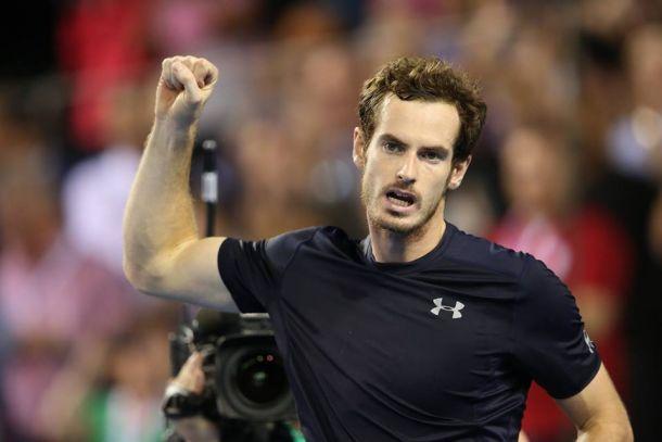 Davis Cup, Murray porta in finale la Gran Bretagna. Sfida contro il Belgio a fine novembre