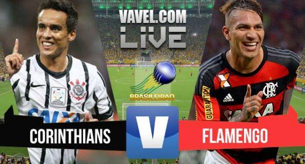 Resultado Flamengo e Corinthians no Campeonato Brasileiro 2016 (2-2)