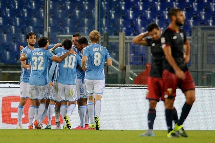 Genoa - Lazio: ganar o ganar