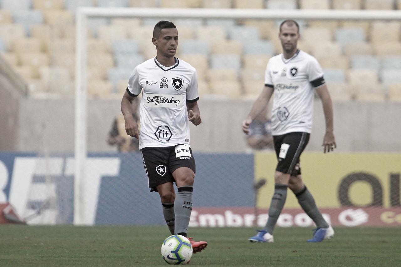 Resultado e gols Sol de América x Botafogo pela Copa Sul-Americana (0-1)