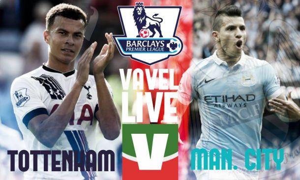 Tottenham - Manchester City 4-1, rivivi la partita di Premier League