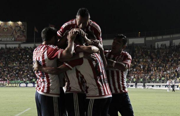 Monarcas se despide de la Copa, Chivas avanza