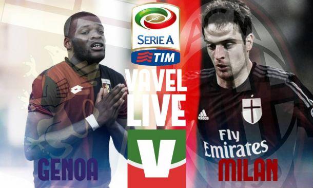 Risultato finale Genoa - Milan 1-0: decide Dzemaili su punizione, rossoneri ko