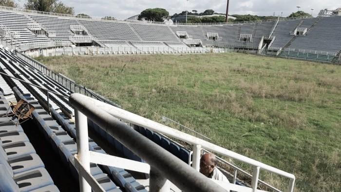 El Estadio Flaminio podría ser la nueva casa de la 'Azzurra'
