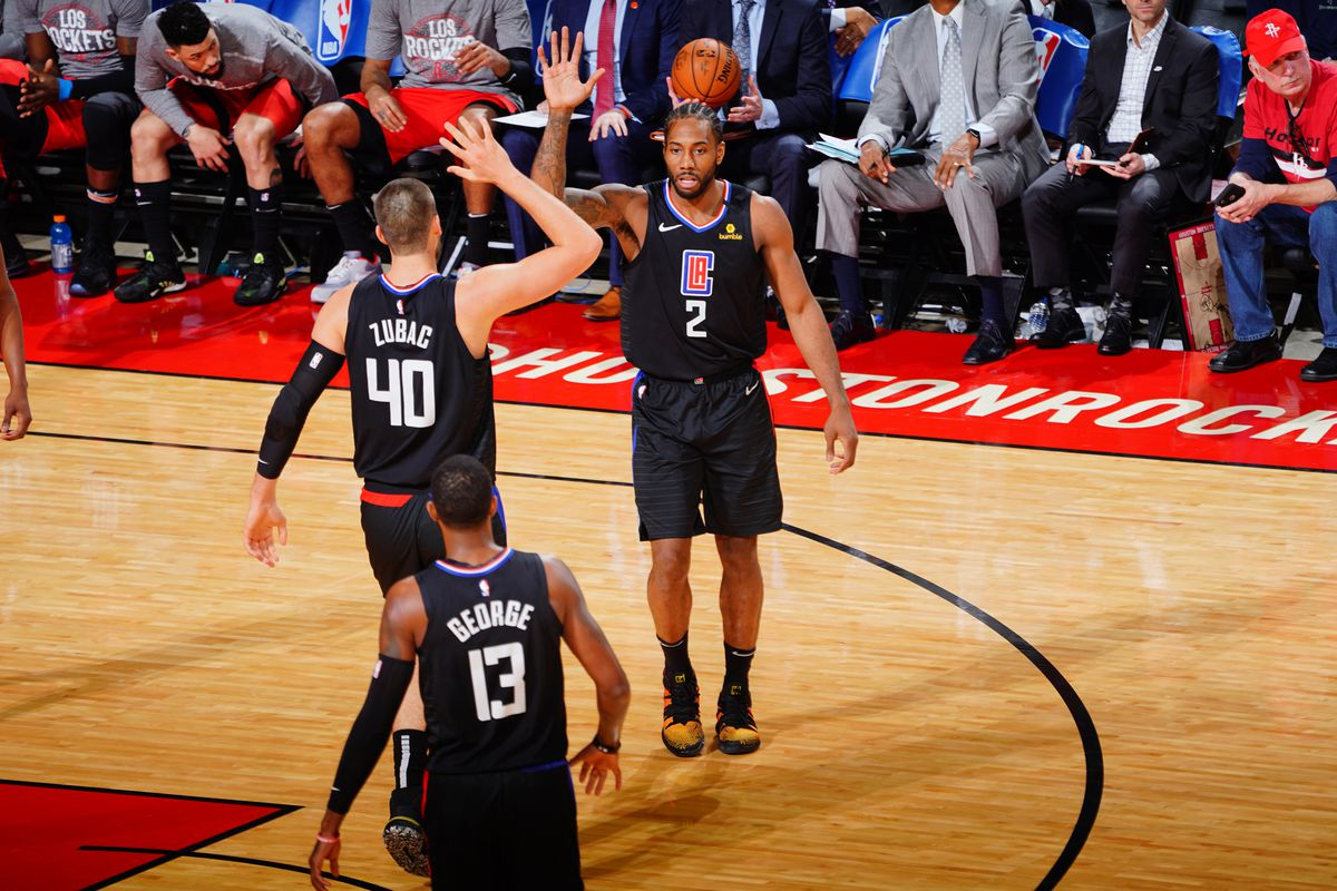 RECAP: Clippers outrebound the Rockets at Houston
