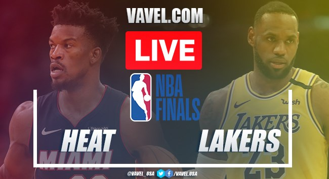 Heat vs Lakers: LIVE Stream and Updates