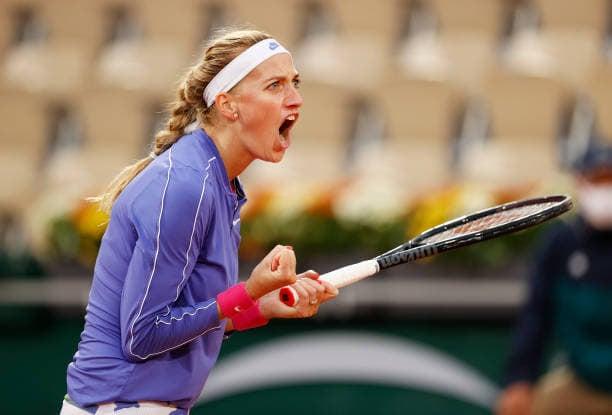 French Open: Petra Kvitova overpowers Leylah Fernandez