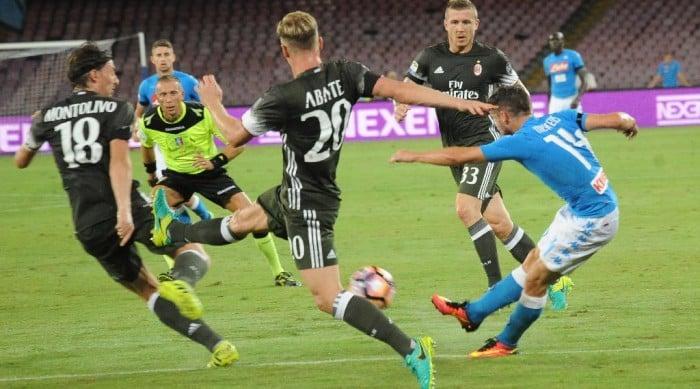 Serie A - Napoli 4-2 Milan, le pagelle