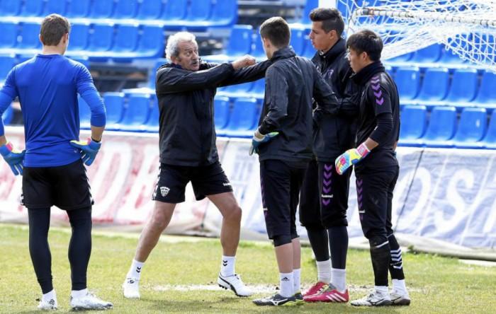 David Vidal, nuevo técnico del Guadalajara