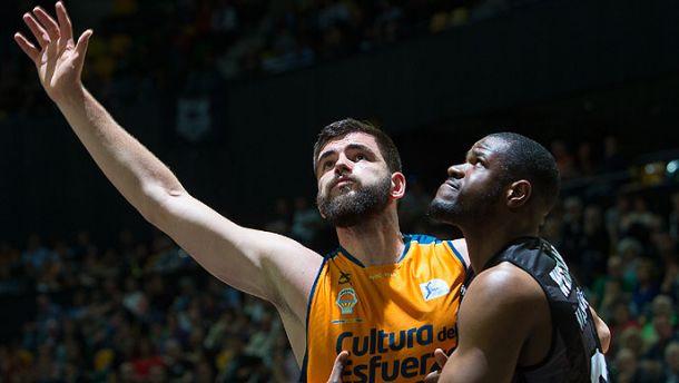 Resultado del Valencia Basket - Dominion Bilbao Basket (76-80)