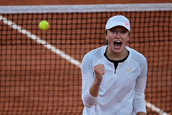 Even I am surprised:Swiatek after defeating Halep in French Open