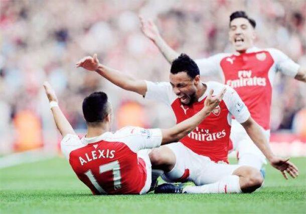 Un étincelant Sanchez, et MU perd son fauteuil !