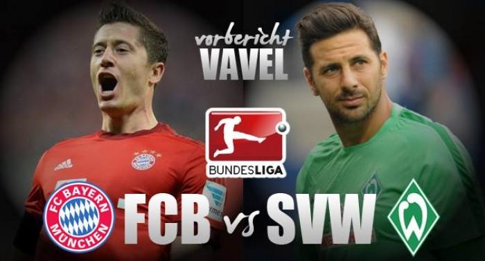 FC Bayern München - SV Werder Bremen: Liefert der Pizza-Express auch in der Allianz-Arena?