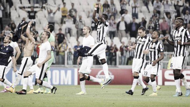 La Juventus aspetta l'Inter per ricominciare il 2015