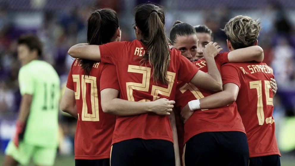 Inglaterra vs España EN VIVO y en directo online en 'SheBelieves Cup' 2020