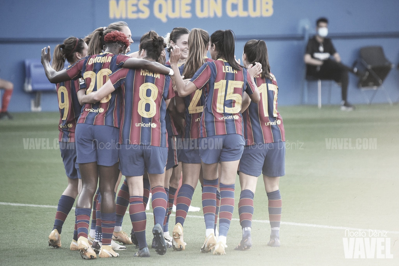 Resumen Betis vs Barcelona (0-5)