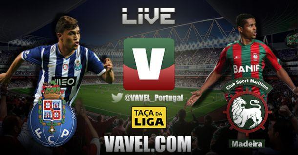 FC Porto x Marítimo, directo