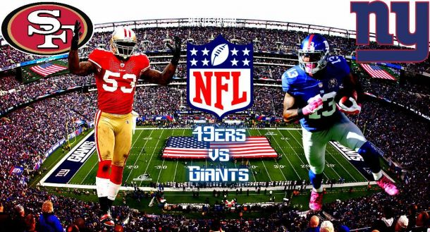 Score San Francisco 49ers - New York Giants In 2015 NFL Regular Season (27- 551ac0566
