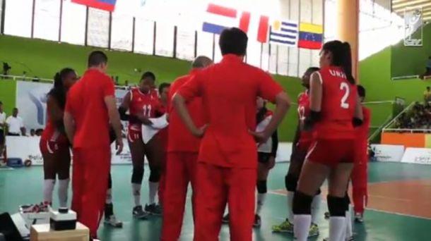 Voleibol femenino: Perú vence a Venezuela en su debut del Sudamericano