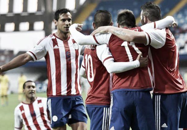 Uruguay-Paraguay 1-1: i Guaranì evitano il Cile
