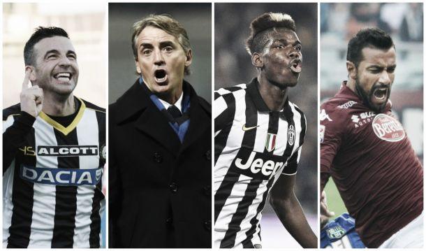 Débrief de la 12 ème journée de Serie A