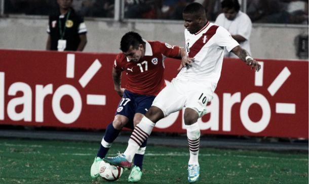 Semifinale ad alta tensione: stanotte c'è Cile-Perù