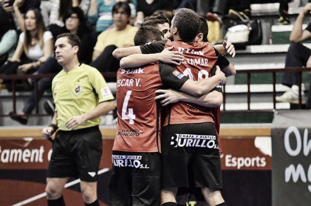 D-Link Zaragoza logra una sufrida victoria en Elche