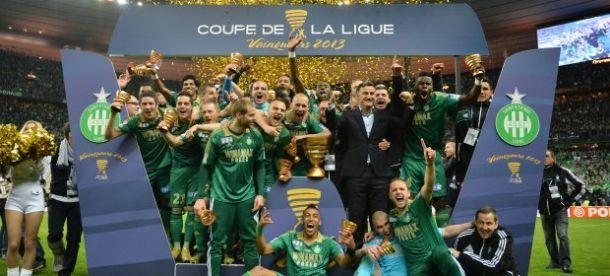 Saint tienne em 2013 um gigante acordou na fran a - Saint etienne paris coupe de la ligue ...
