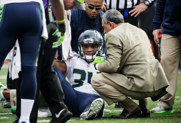Seattle Seahawks Lose RB Thomas Rawls For Rest Of Season