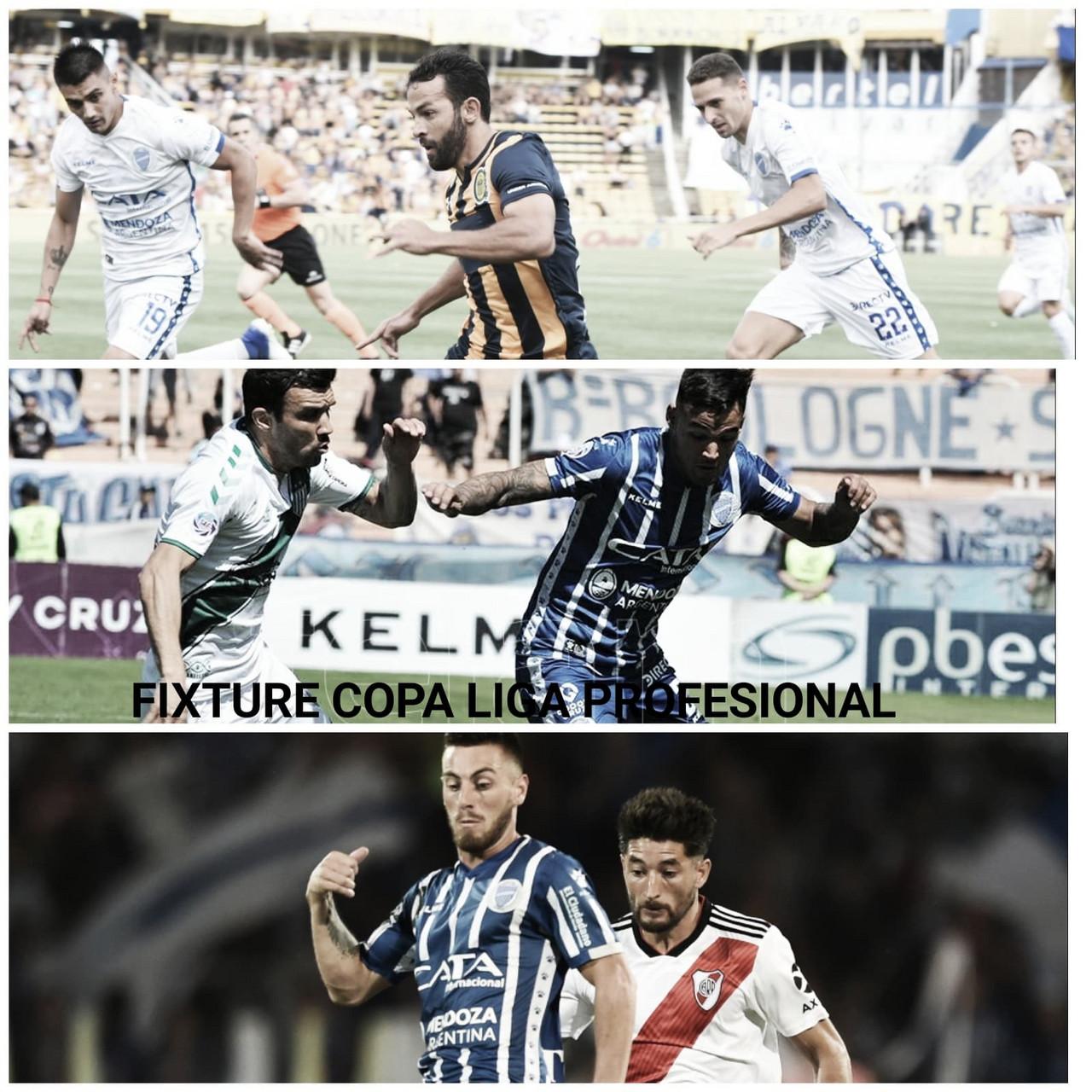 EN EL CAMINO. Central8arriba),Banfield(medio) y River(abajo) son los rivales del Tomba. Foto: Nicolás Castillo-Vavel Argentina