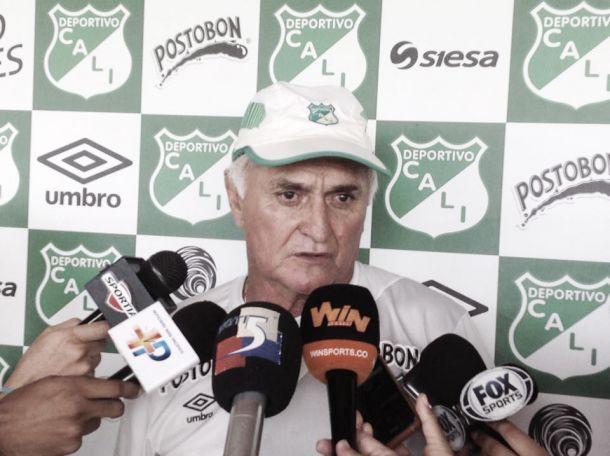 """Fernando 'Pecoso' Castro: """"Espero ver el estadio lleno"""""""