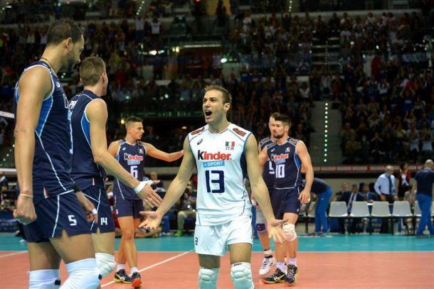 Volley, Europeo: Italia-Francia 2-3,azzurri agli ottavi con la Finlandia
