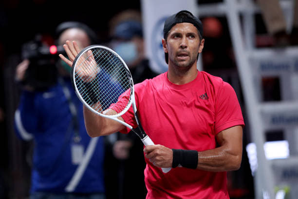 Verdasco beats Murray in straight sets Christof Koepsel