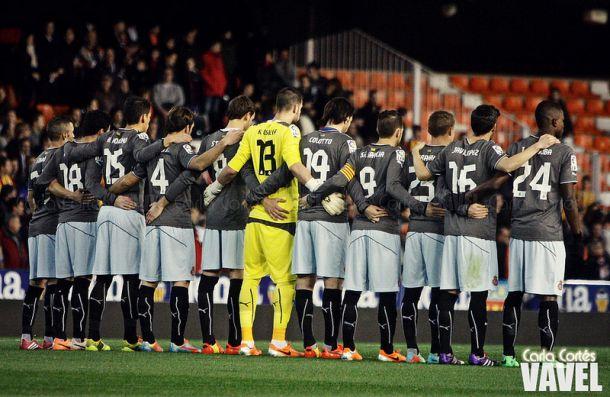 Plantilla y dorsales del RCD Espanyol 2014-15