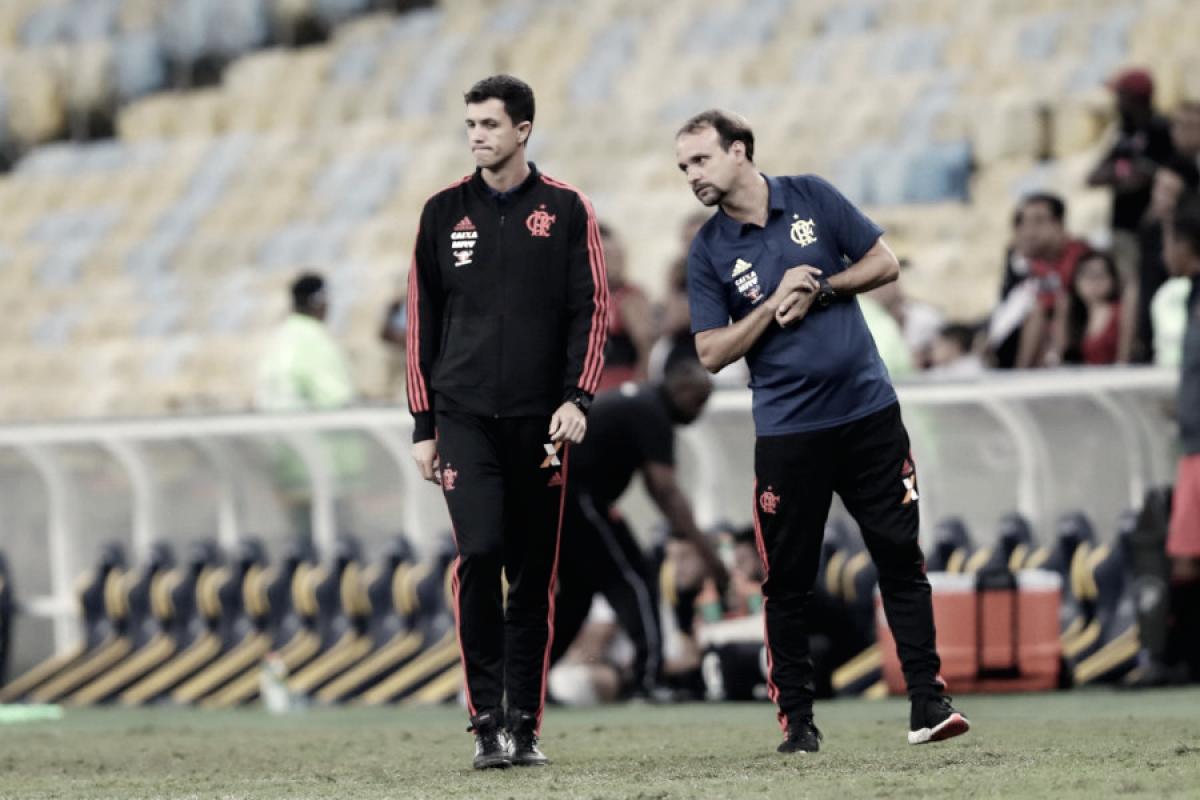 """Barbieri reclama da arbitragem e fala de árbitro de vídeo: """"Nos posicionamos a favor"""""""
