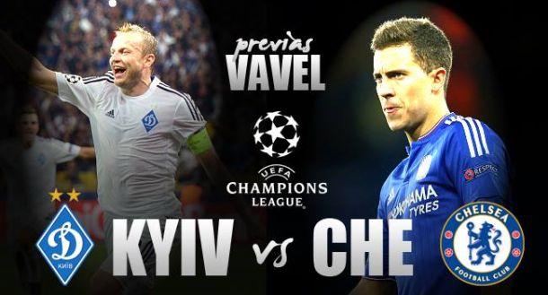 Dinamo Kiev - Chelsea, Mourinho spalle al muro