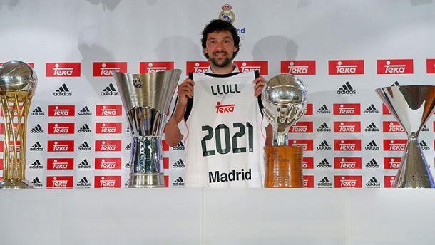 """Llull: """"Es un día muy feliz por renovar con el club que amo"""""""