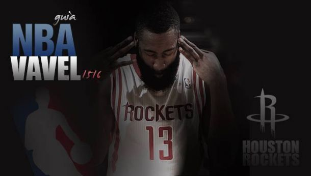 Guia VAVEL da NBA 2015/2016: Houston Rockets