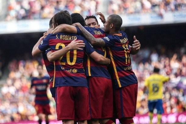 Análisis del rival de la Real Sociedad: F.C. Barcelona