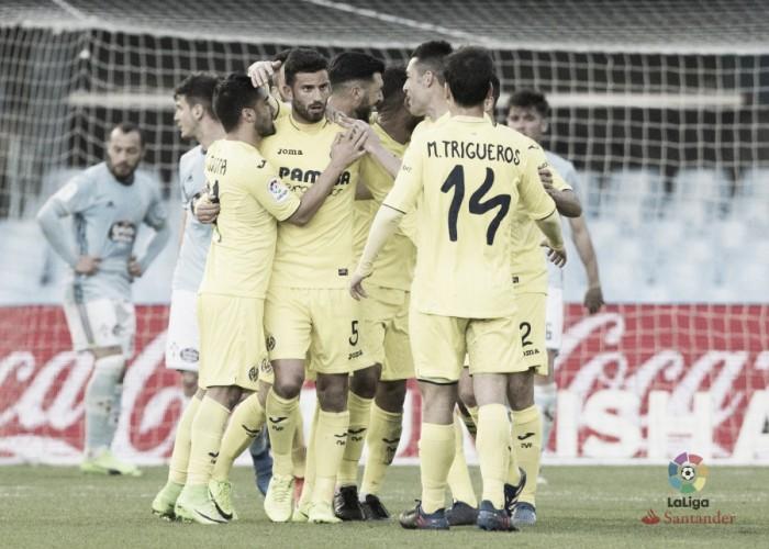 Villarreal vence Celta fora de casa e se aproxima da briga por vaga na UCL