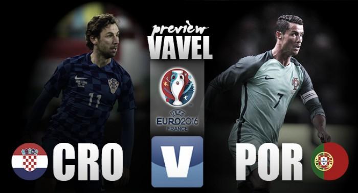 Euro 2016, a Lens è già tempo di super sfide: Croazia - Portogallo vale molto più di un ottavo di finale
