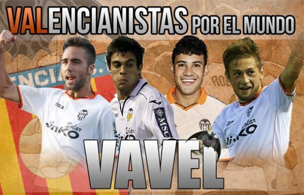 Valencianistas por el mundo: informe de los jugadores cedidos