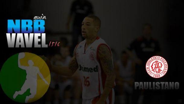 Guia VAVEL do NBB 2015/2016: Paulistano