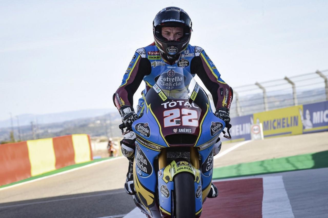 GP de Teruel FP2 Moto2: Lowes es el más rápido de viernes